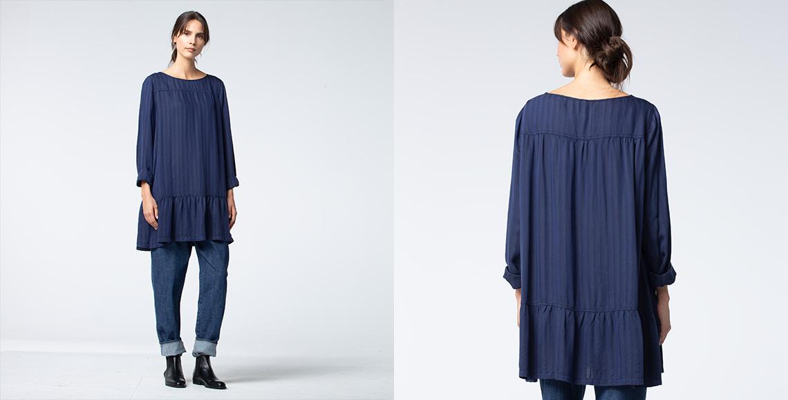 blouse Doro blues