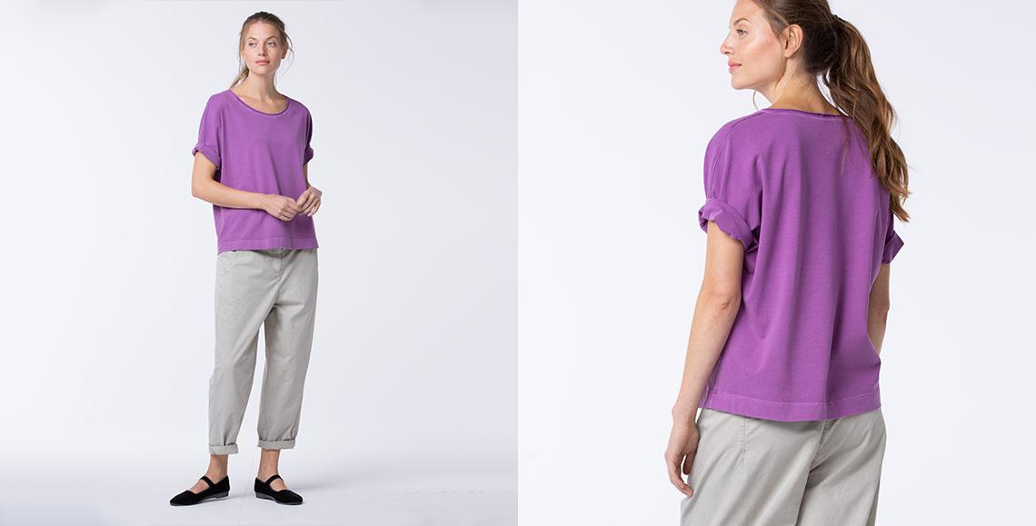 Shirt Tarus 902 beet