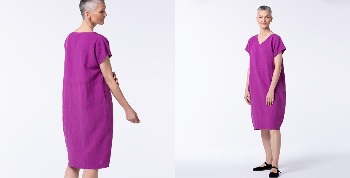 Kleid Stevie 942 beet