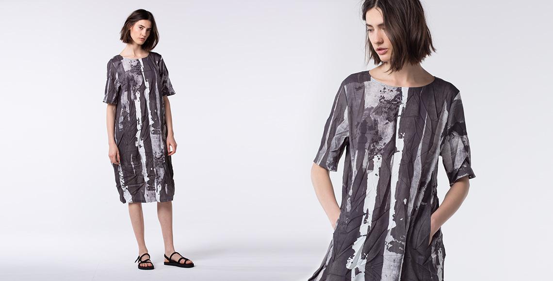 dress Elma 011 crash iron