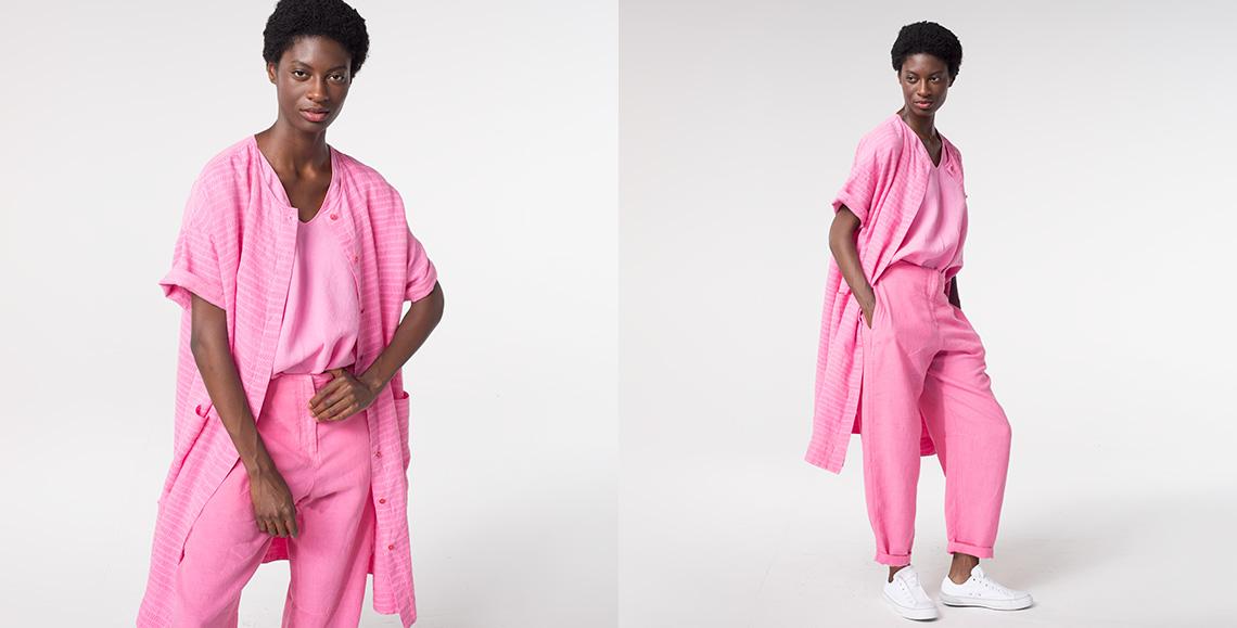 51Dress Bindu pink