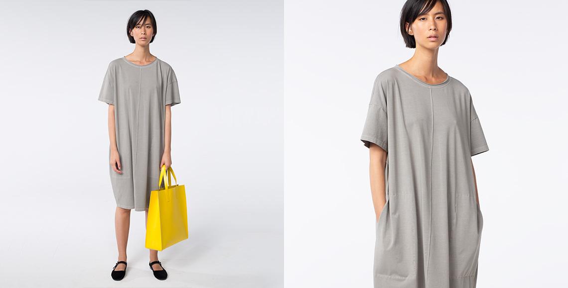 Dress Ilano 908 ash Bag Arcosa 904 tumeric