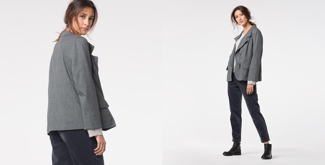 jacket Velime granite