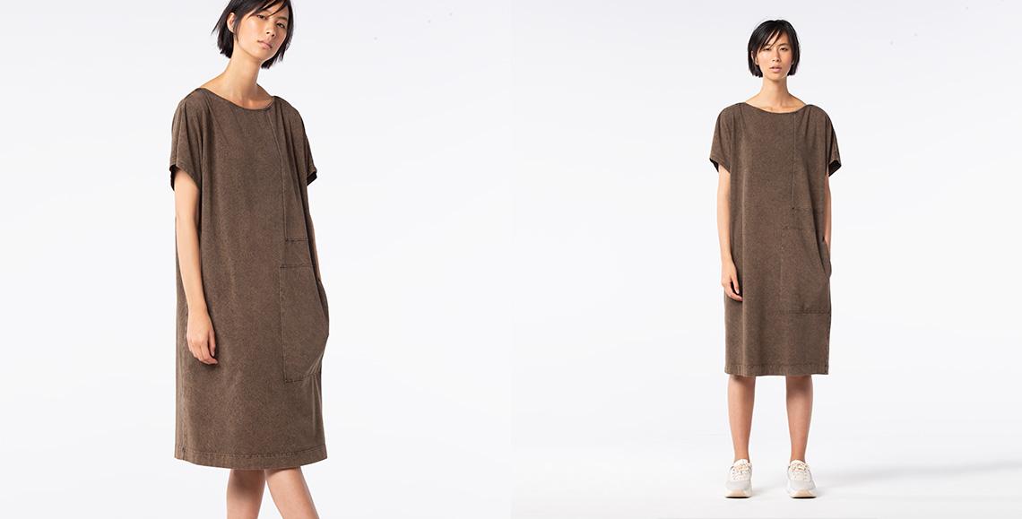 Dress Magnol 903 kimchi