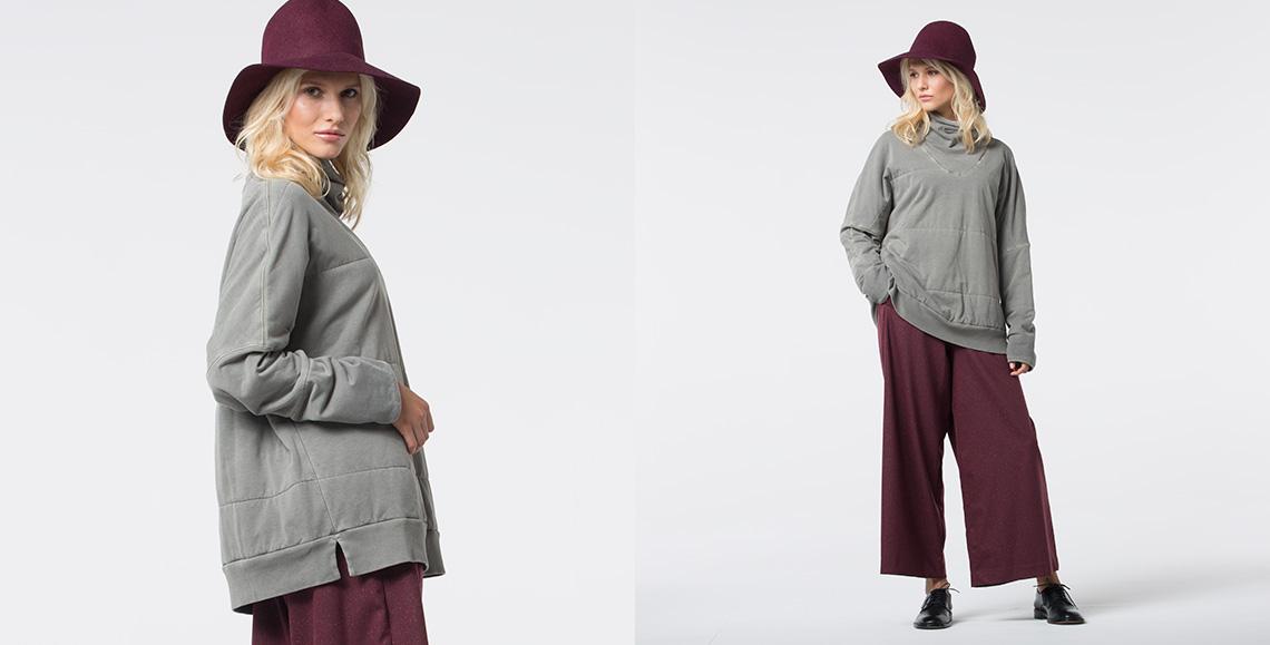 pullover Wunabi gravel