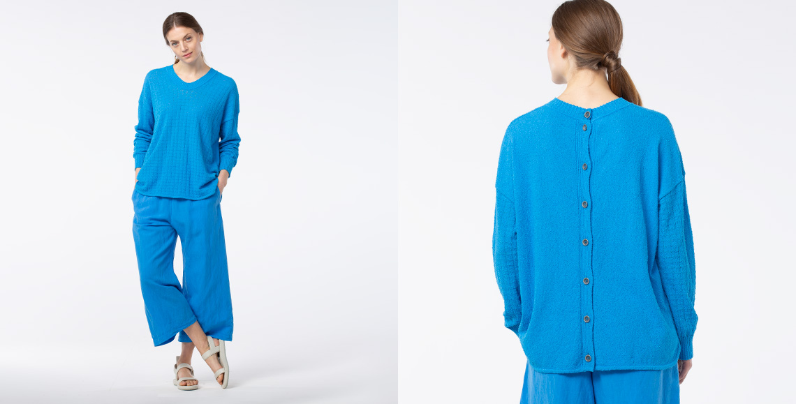 Pullover Adelis blue