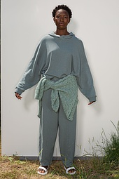 Pullover Kimara / Hemp-Cotton