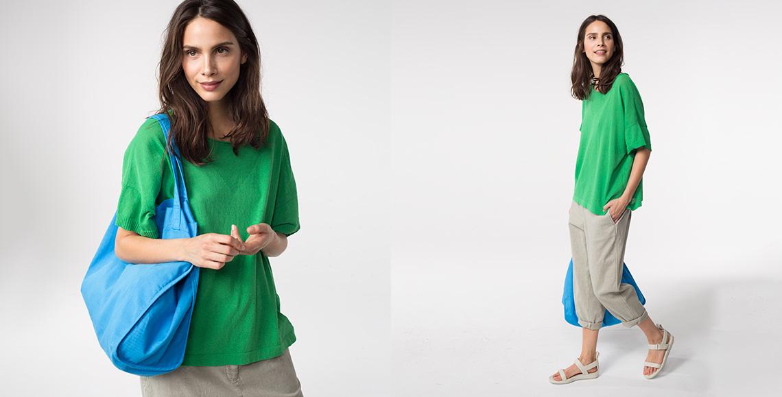 Pullover Airam green