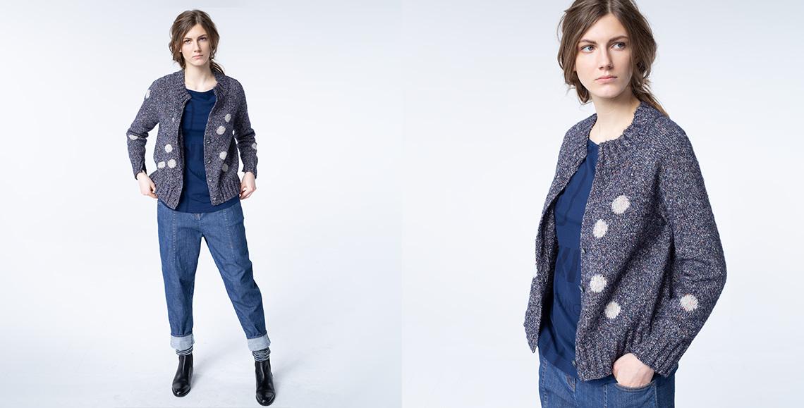 jacket Daneris blues
