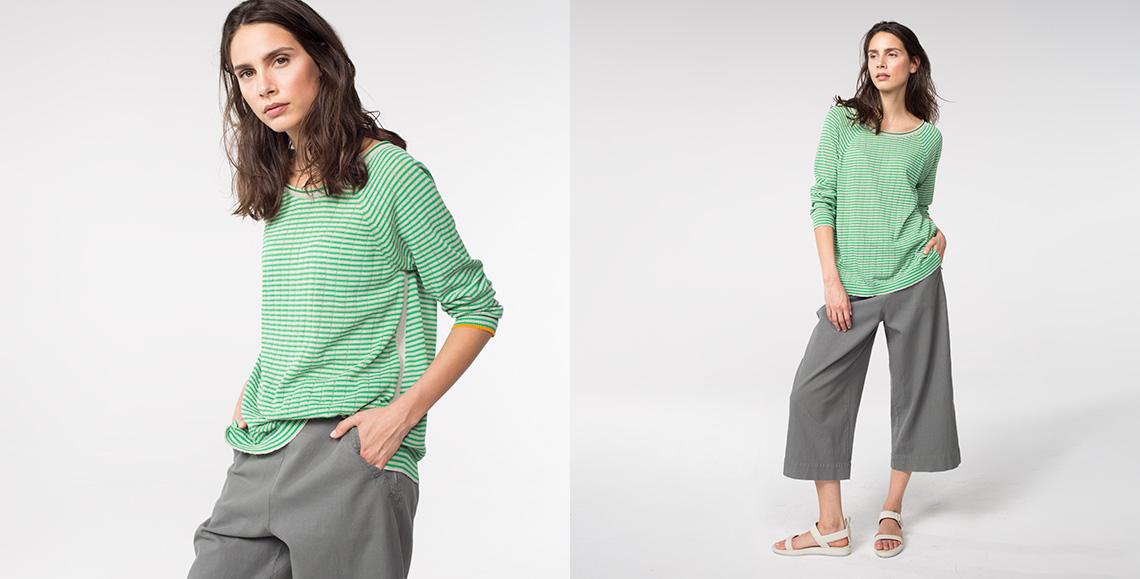 Pullover Asmin green
