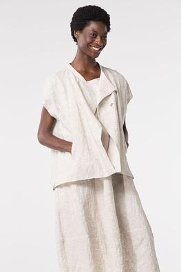 Waistcoat Berit wash