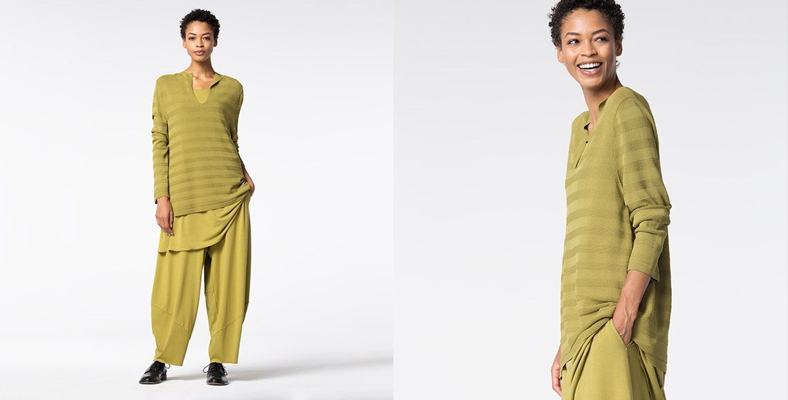 Pullover Theri 930 moss