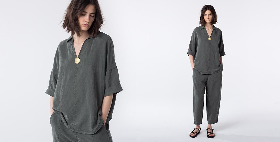 blouse Asol 001 iron